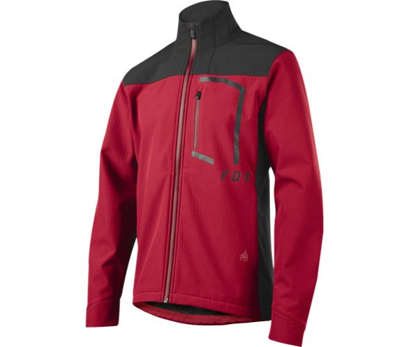 GIACCA FOX ATTACK FIRE SOFTSHELL JACKET
