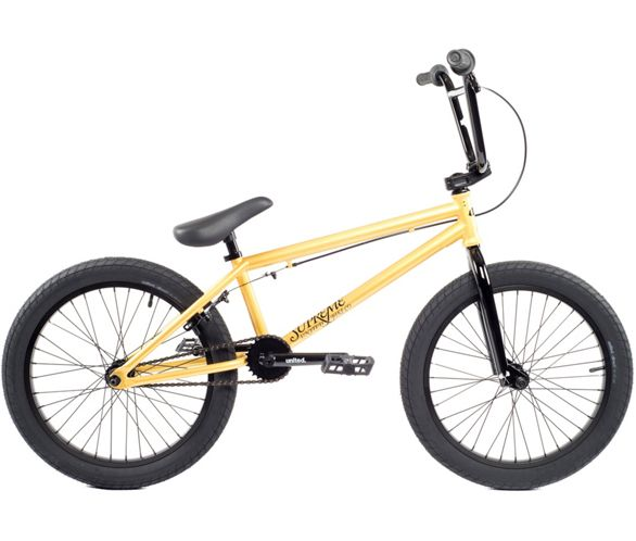 United Supreme BMX Bike 2018 | Chain Reaction Cycles