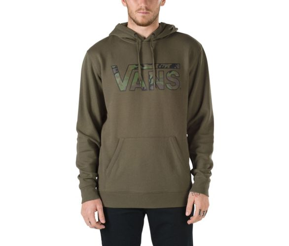 41228285d3 Vans Classic Pullover Hoodie AW17 | Chain Reaction Cycles