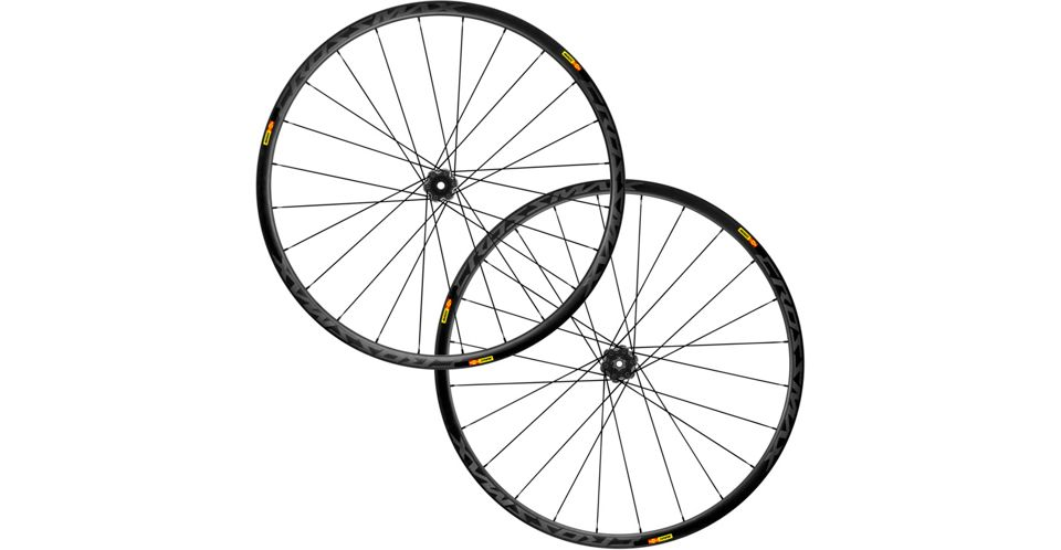 Picture of Mavic Crossmax Pro Carbon Boost XD Wheelset 2018
