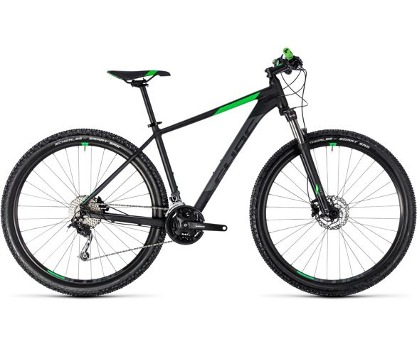 58c423e4163 Cube Aim SL 29 Hardtail Bike 2018 | Chain Reaction Cycles