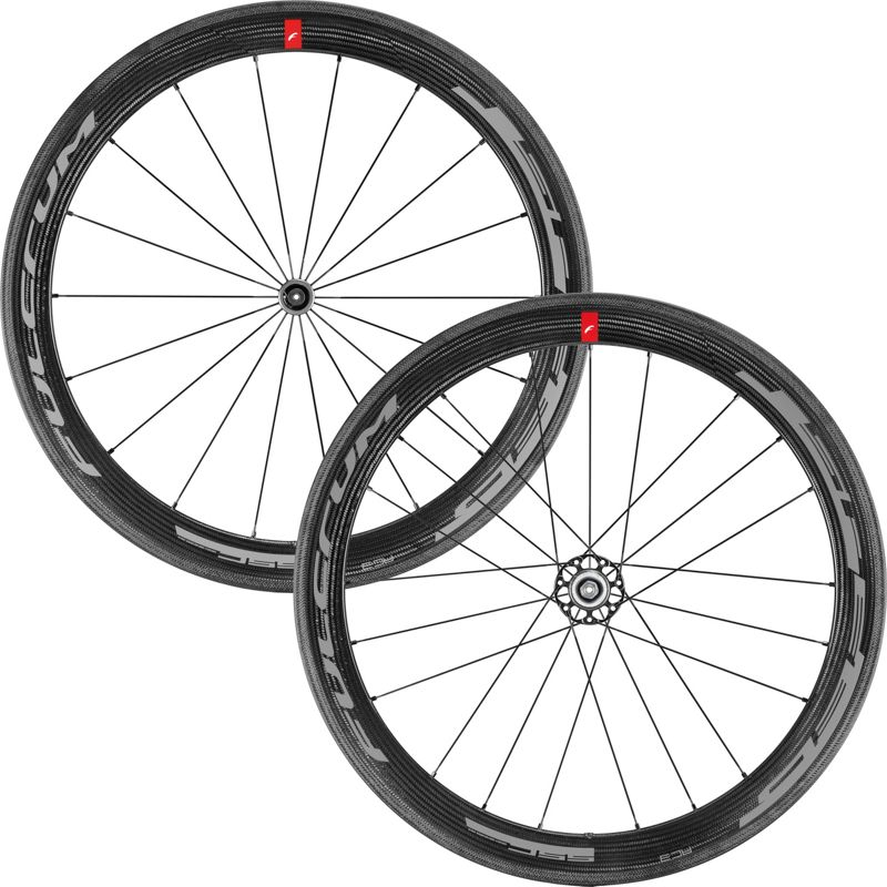 Fulcrum SPEED 55C C17 Carbon Road Wheelset 2018