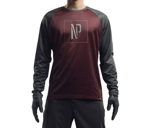 Nukeproof Outland Long Sleeve Jersey - NP SS18  9904dd3e1