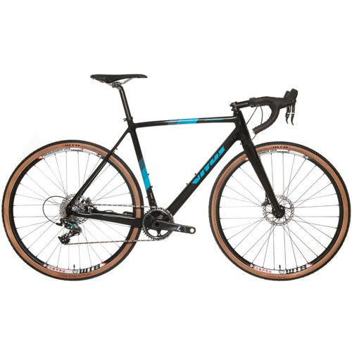 Vitus Energie CRX Cyclocross Bike (Force 1x11) 2019 | Chain Reaction ...