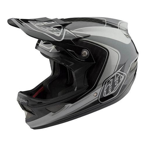 Troy Lee Designs D3 Carbon MIPS Helm (Mirage Grey) 2018 | Hjelme