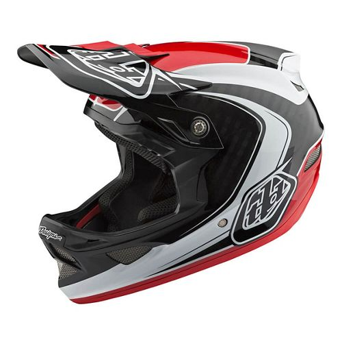 Troy Lee Designs D3 Carbon MIPS Helm (Mirage rot) 2018 | item_misc