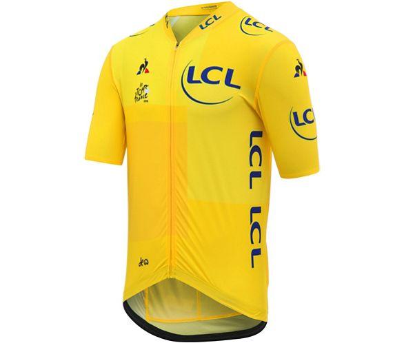 Le Coq Sportif Tour De France 2018 Pro Yellow Jersey 2018  b96220866