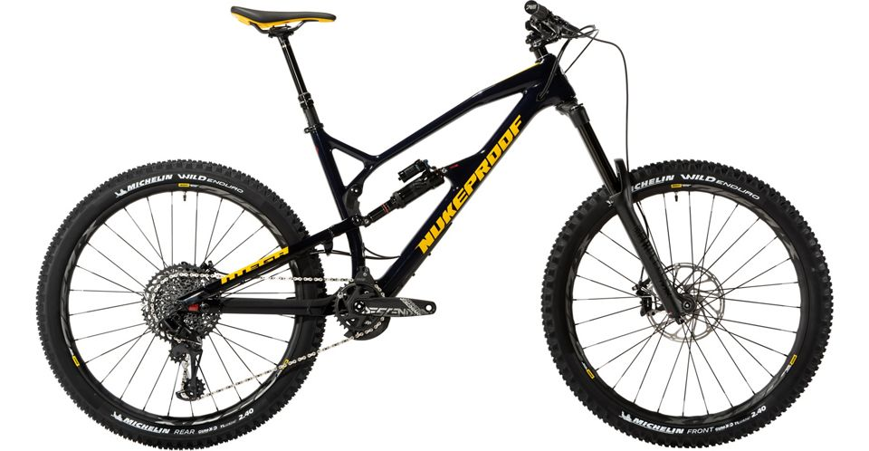Picture of Nukeproof Mega 275 Carbon Pro Bike GX Eagle 2019