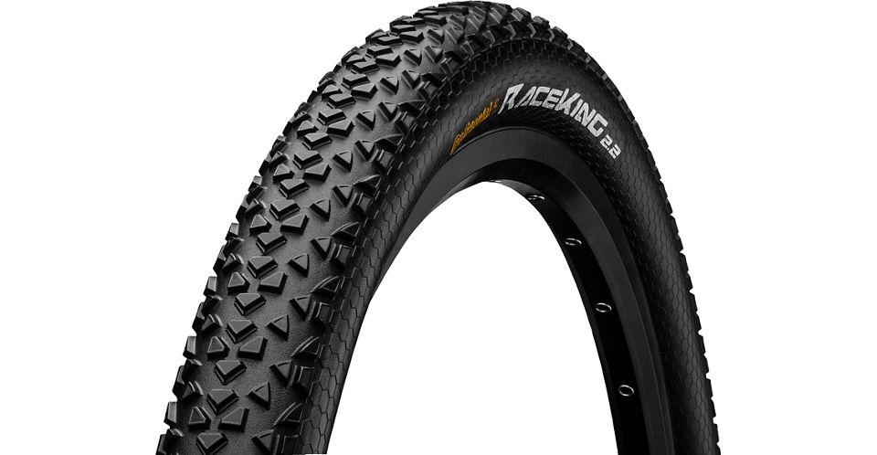 Picture of Continental Race King Folding MTB Tyre - ProTection