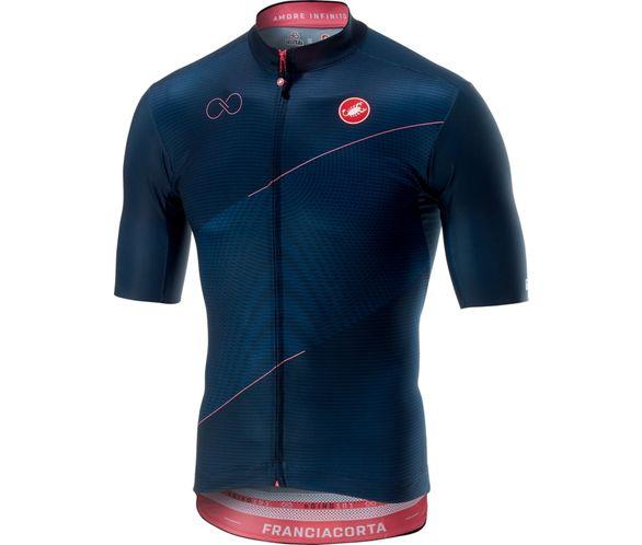 Castelli Giro Franciacorta Full Zip Jersey SS18  982fc34b1