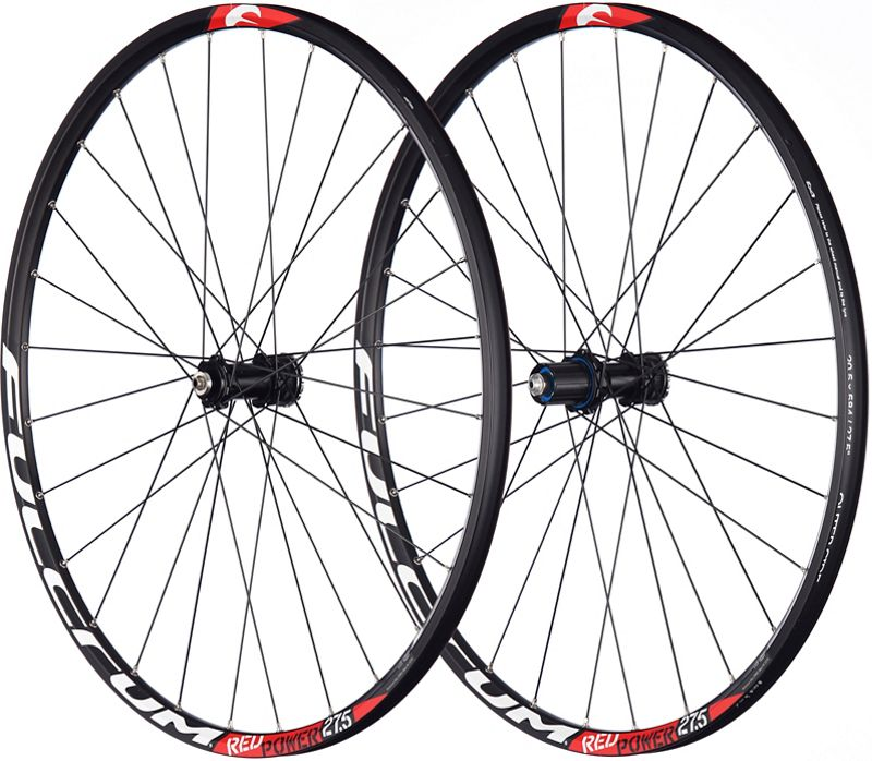 "Fulcrum Red Power 27.5"" CL Boost MTB Wheelset"