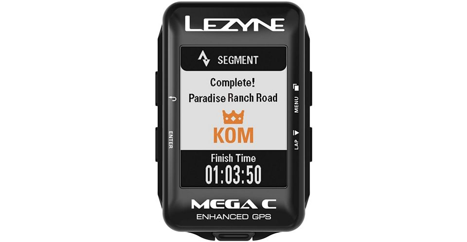 Picture of Lezyne Mega C GPS 2018