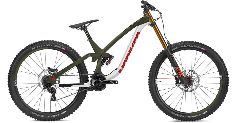 "Picture of NS Bikes Fuzz 29"" DH Bike 2019"