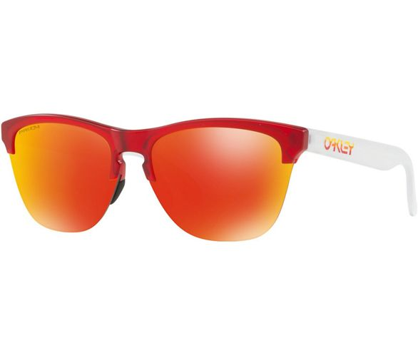 4c2009252d Oakley Frogskins Lite Prizm Ruby | Chain Reaction Cycles