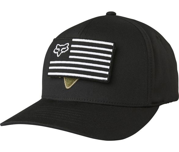 018186db513 Fox Racing Placate Flexfit Hat 2018