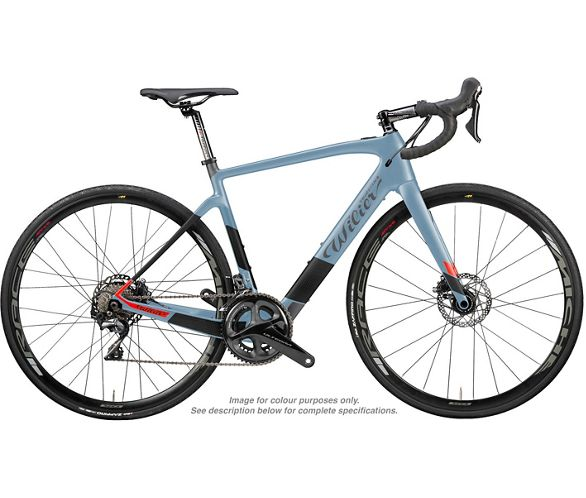 Wilier Cento 1 HYBRID Ultegra Di2 E-Bike 2019 | Chain Reaction Cycles