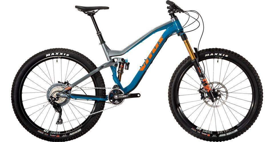 Picture of Vitus Escarpe VRX Mountain Bike (XT - 1x11) 2019