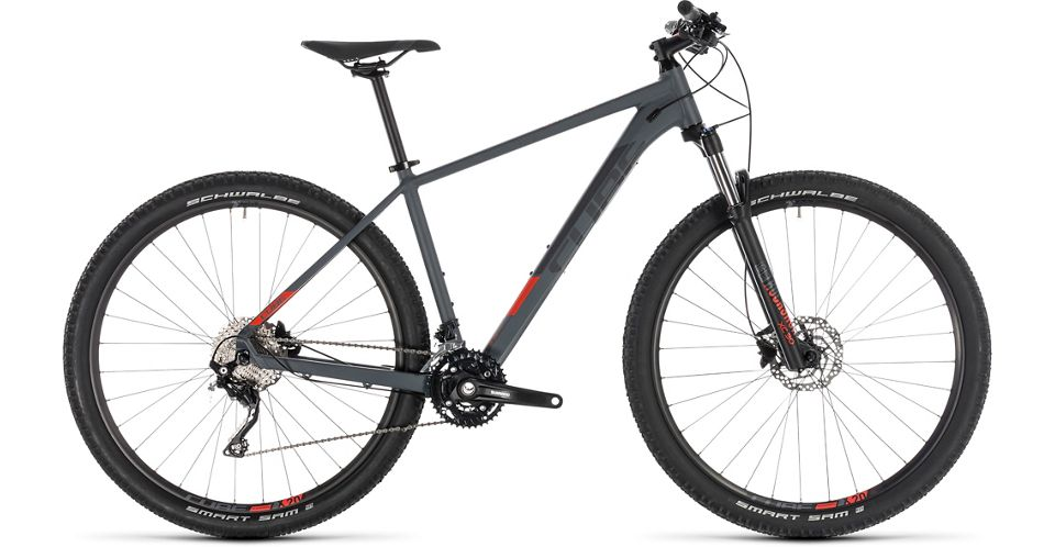 Picture of Cube Attention 27.5 Hardtail Mountain Bike 2019