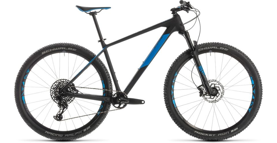 Picture of Cube Reaction C:62 Pro 29 Hardtail Bike 2019