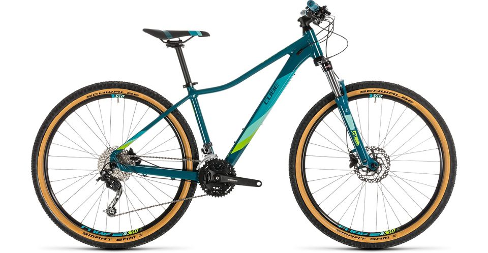 Picture of Cube Access WS Pro Womens Hardtail Bike 2019