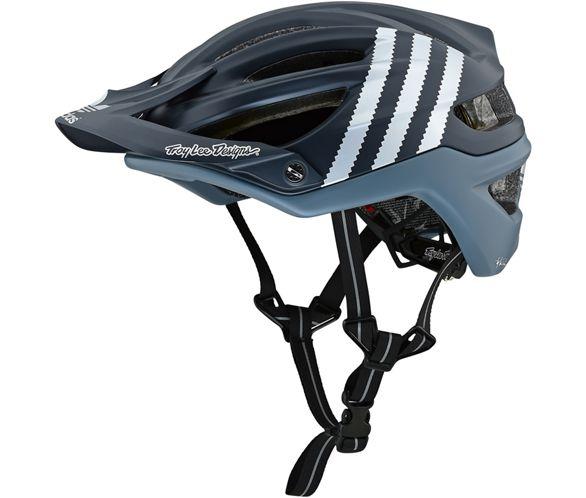 Troy Lee Designs A2 Adidas Ltd Ed MIPS MTB Helmet | Chain