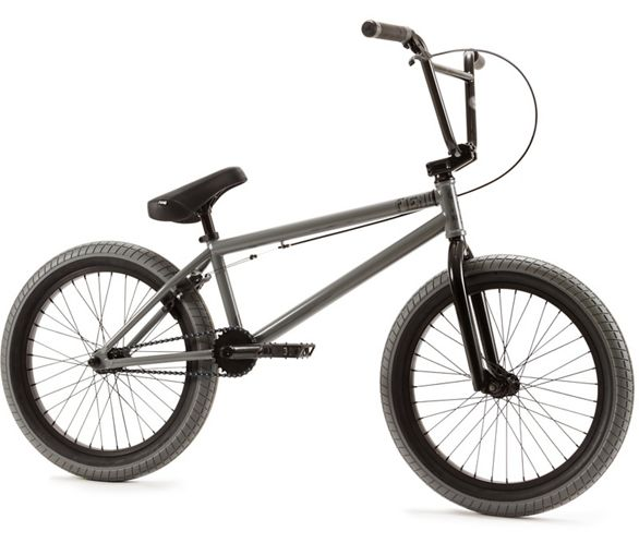 """FIEND INTEGRATED 1-1//8/"""" BLACK BMX BICYCLE HEADSET"""