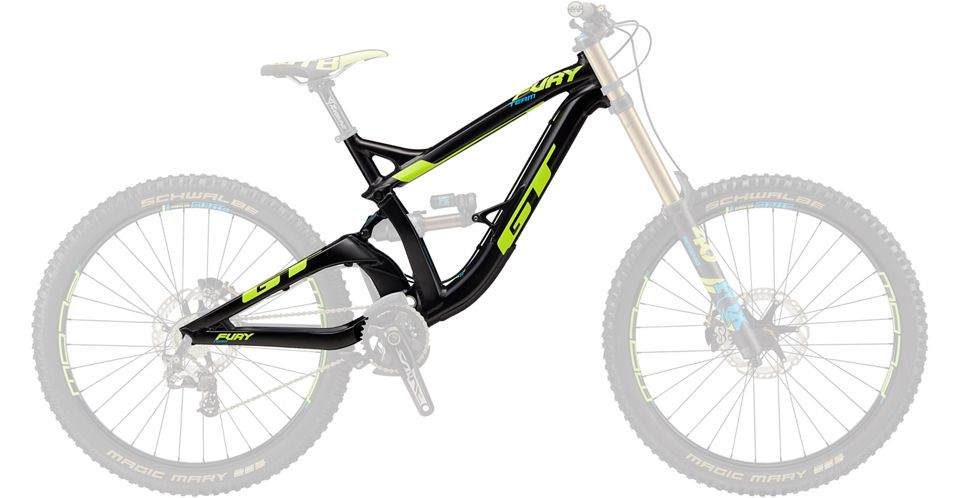 Picture of GT Fury DH Frame 27.5 2018