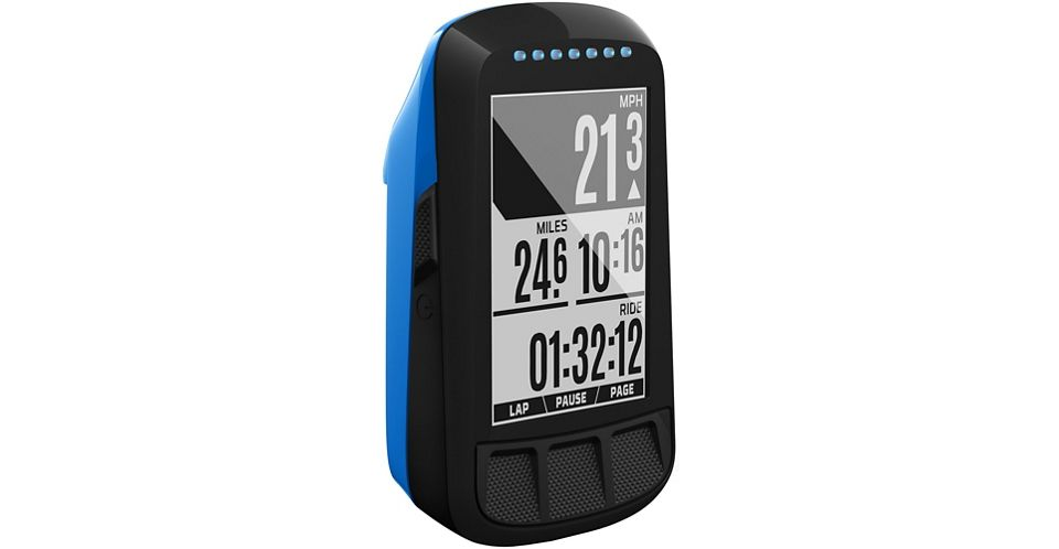 Picture of Wahoo ELEMNT BOLT Cycling Computer (Pink-Blue)