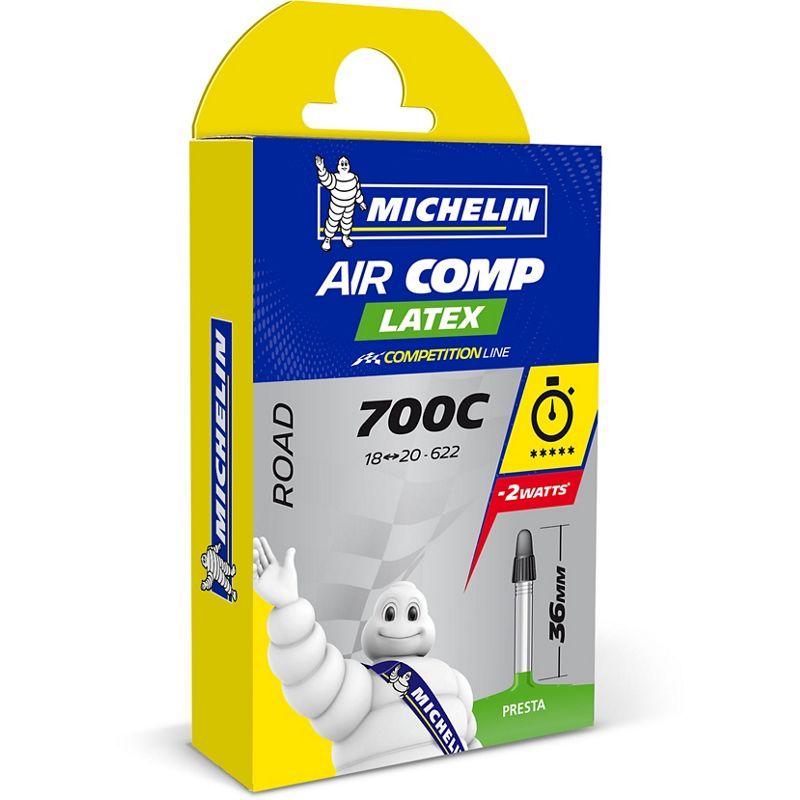 Michelin - A1 AirComp ラテックスロードバイクチューブ