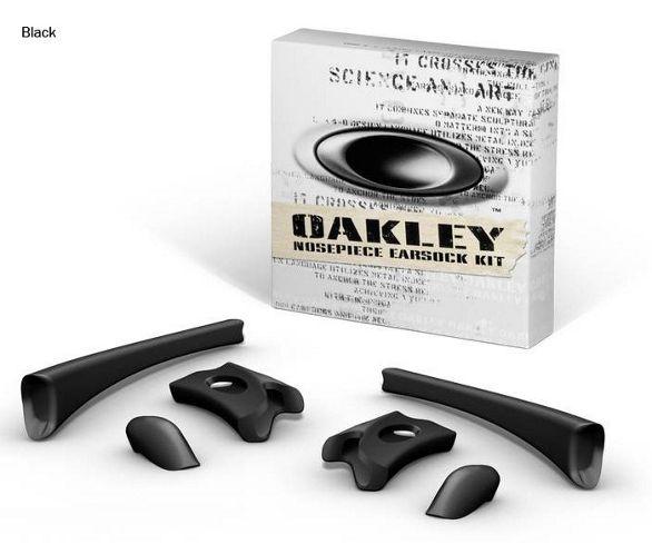 543c90473f0484 Kit de garniture pour branche et plaquette de lunette Oakley Flak Jacket