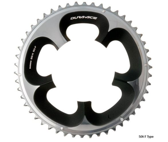 NEW Shimano Dura-Ace 7950 34t 110mm 10-Speed Chainring