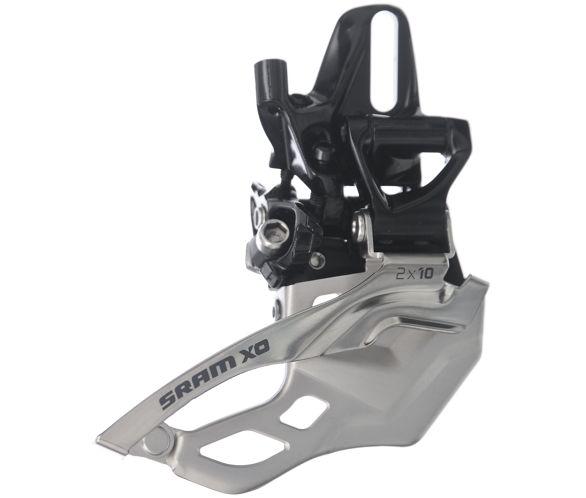 SRAM X0 Front Derailleur 2x10 Hi Direct Mount Bottom Pull