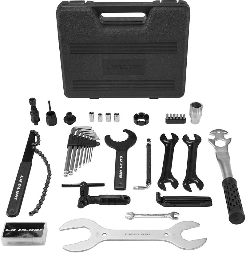 X-Tools Bike Tool Kit (工具、37 ピース)