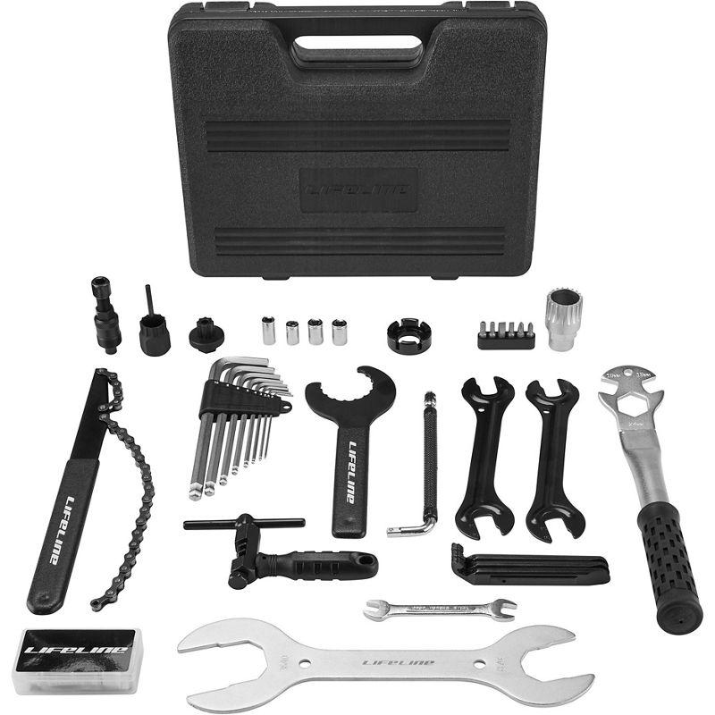 X-Tools Bike Tool Kit (工具、37 ピース)