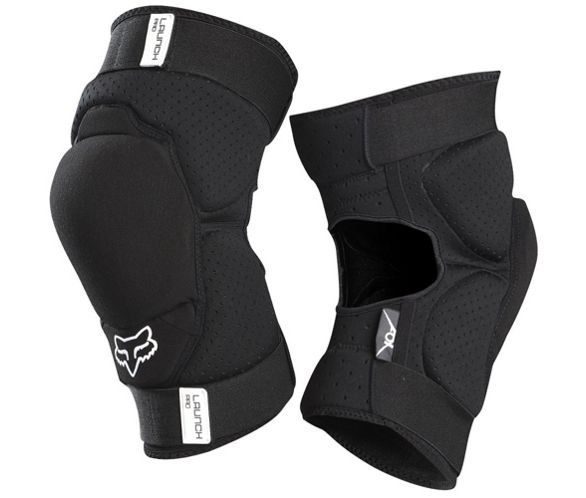 Fox Racing Launch Pro Knee Guards Aw18 Chain Reaction Cycles