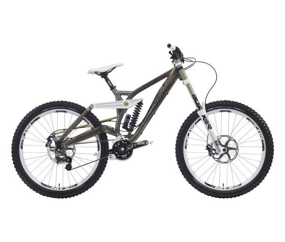 22f0fbbefc3 Kona Stab Supreme DH Suspension Bike 2010   Chain Reaction Cycles