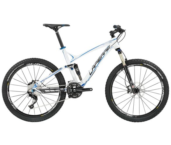 Lapierre X-Flow 312 Suspension Bike 2012  c297ec6d8