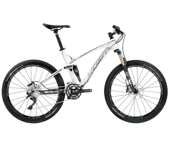 Lapierre X-Flow 512 AL Suspension Bike 2012  ba9694cd5