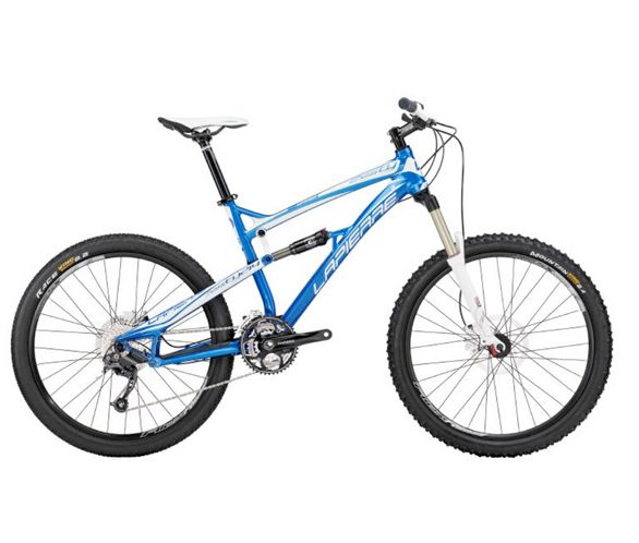 Lapierre Zesty 214 Suspension Bike 2012  20ee15578