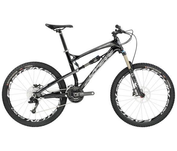 Lapierre Zesty 914 Suspension Bike 2012  fe8cbfed0