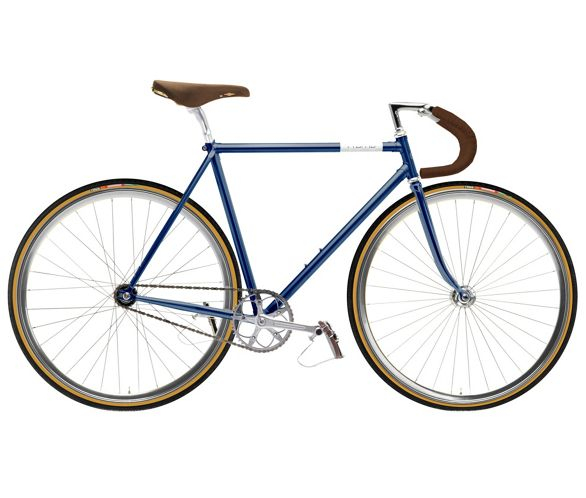 Creme Vinyl Doppio Fixed Gear Bike 2012  f739ae649f186