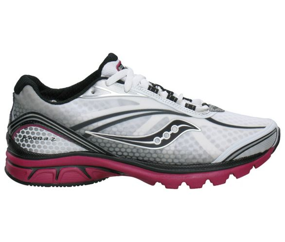 Saucony Progrid Kinvara 2 Womens Lightweight Running Shoes