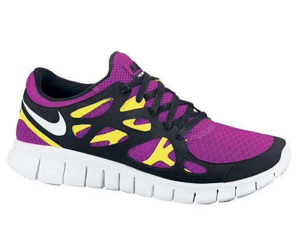 hot sale online 55fc8 0740a Nike Womens Free Run 2 Running Shoe