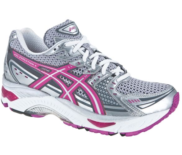 Asics Gel Evolution 6 Womens Shoes | Chain Reaction Cycles