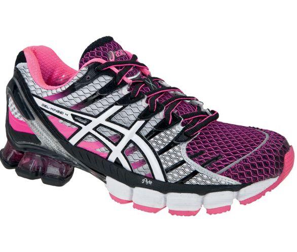 uk availability 7a48a ec459 Asics Gel-Kinsei 4 Womens Neutral Running Shoes