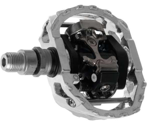 7f3d05a865c Shimano M545 Clipless SPD MTB Pedals | Chain Reaction Cycles