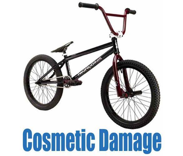 2 Hip Playboi BMX Bike