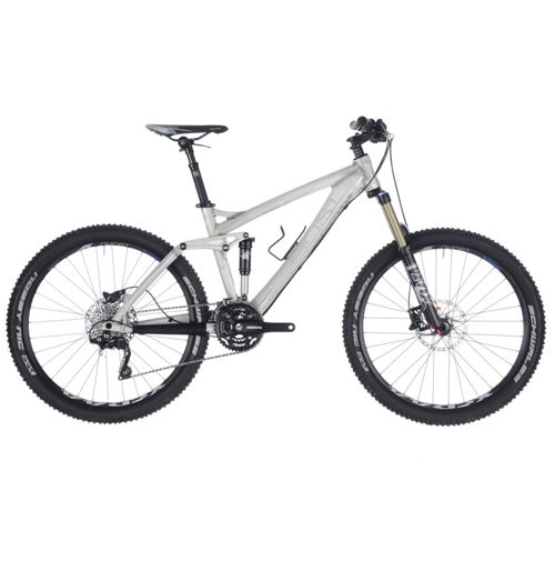 Ghost AMR Plus 5900 Suspension Bike 2013 | Chain Reaction Cycles
