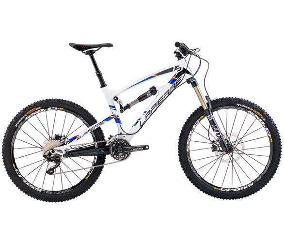 Lapierre Spicy 516 Suspension Bike 2013  1bb6da2b3
