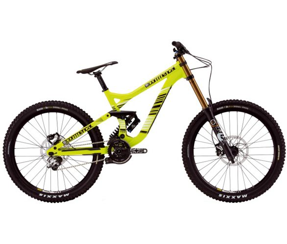 6f0a9d57e3d Commencal Supreme DHV3 World Cup Suspension Bike